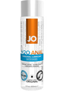 Jo H2o Anal Water Based Lubricant4.5 Ounce