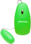 Neon Luv Touch 5 Function Bullet 2.25 Inch Green