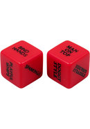 Kinky Bdsm Dice Game