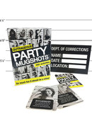 Outrageous Party Mugshots Game