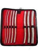 Rouge Hegar Dilator 8 Piece Set Stainless Steel
