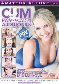 Cum Swallowing Auditions 08