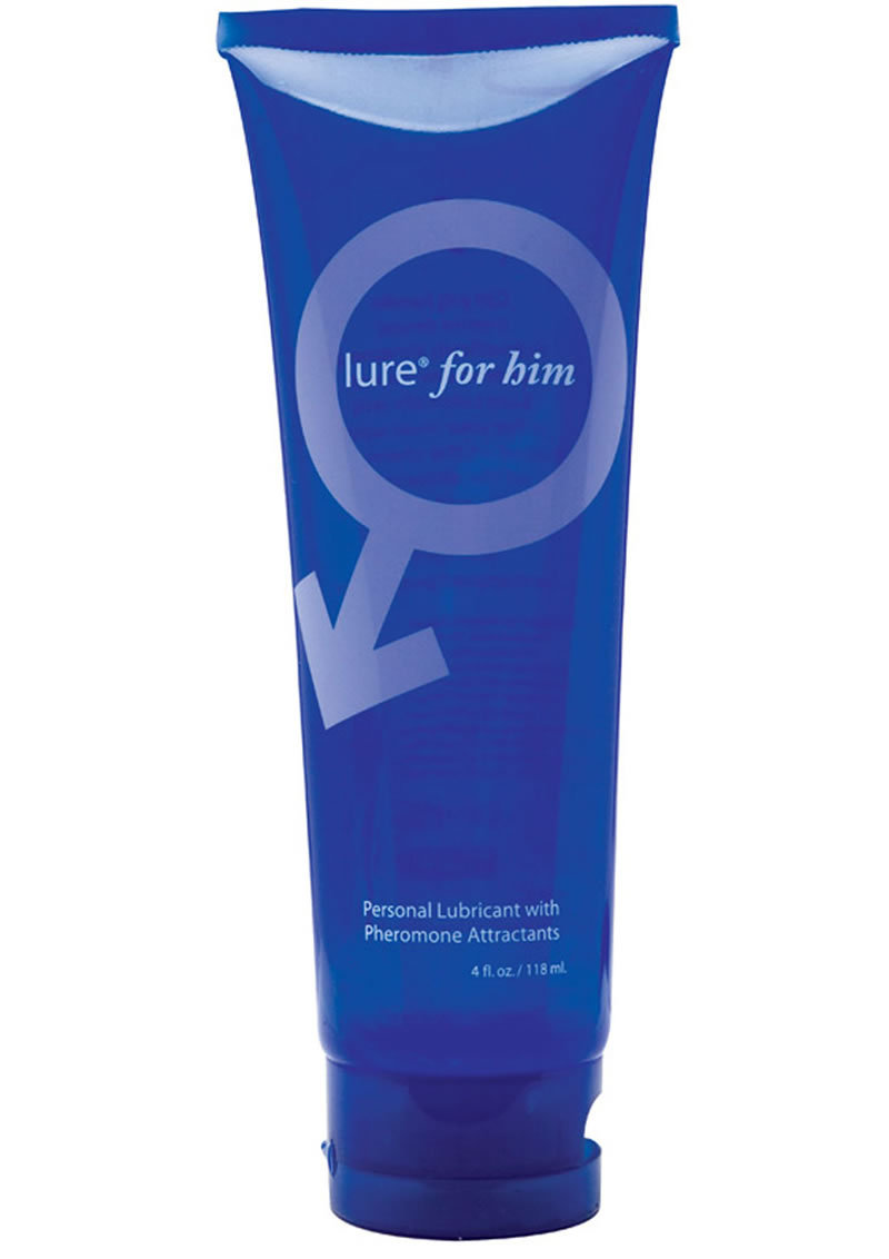 Lure For Him Personal Lubricant 4 Ounce